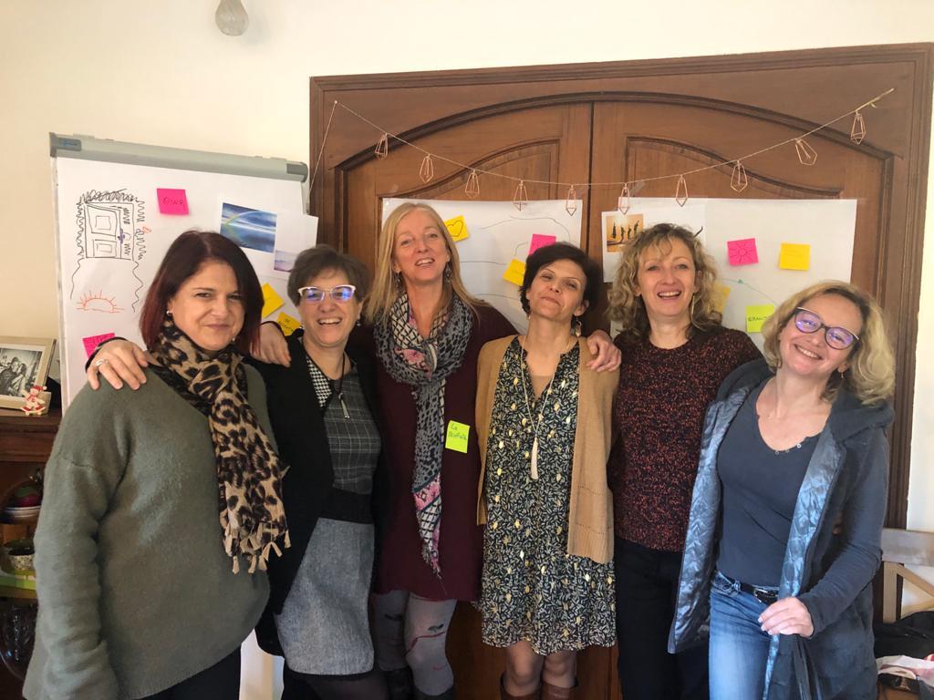 Be Collaborative Carol Picon transformations professionnelles